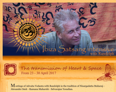 Open Satsang Meeting Ibiza, April 25th 10:00AM, 2017